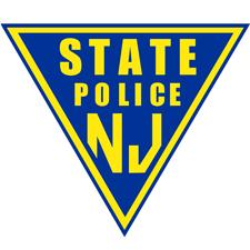 NJ State Police Logo - link to site